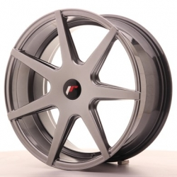 Japan Racing JR20 - 19x8,5 ET35 - 40 4x100 - 4x114,3 a 5x100 - 5x120, barva Hiper Black