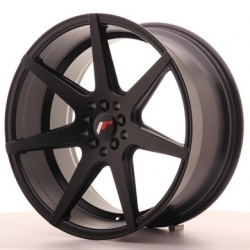 Japan Racing JR20 - 19x9,5 ET40 5x112/114,3, barva Matt Black