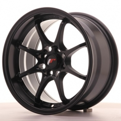Japan Racing JR5 15x8 ET28 4x100, barva Matt Black