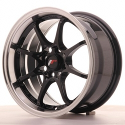 Japan Racing JR5 15x8 ET28 4x100, barva Gloss Black