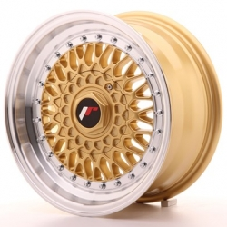 Japan Racing JR9 - 15x7 ET20 4x100/108, barva Gold