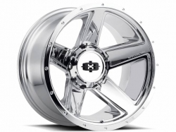 Vision Chrome Empire alu kolo pro Dodge RAM - 20x9 6x139.7 ET18