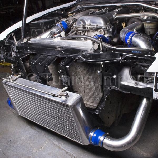 Japspeed mezichladič / intercooler kit - Nissan 200SX SR20DET