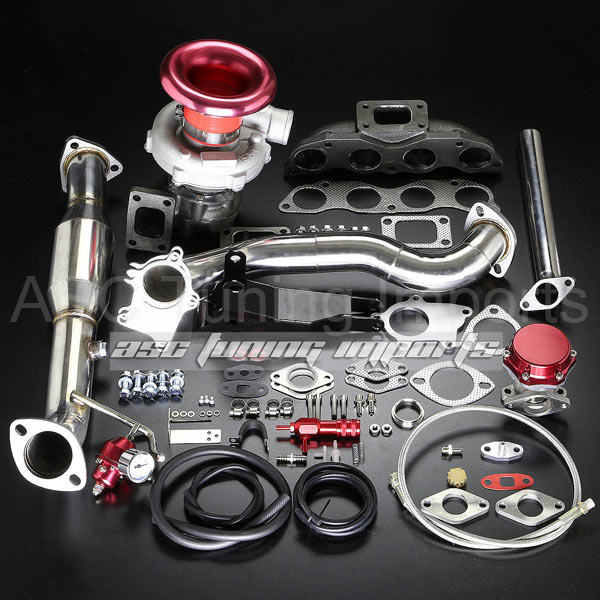 DNA Turbo Kit Stage III T04 Iron - Honda Civic 7G Type-R EP3 K20 (02 - 05)