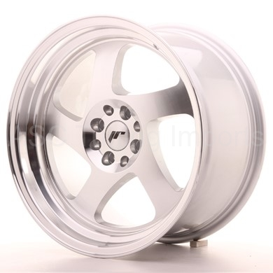 Japan Racing JR15 - 17x9 Mach Silver