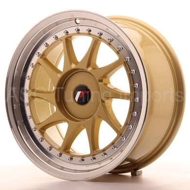 Japan Racing JR26 Gold - 17x8