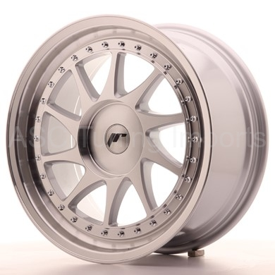Japan Racing JR26 Mach Silver - 18x8,5