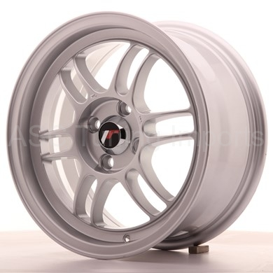 Japan Racing JR7 - 15x7 ET38 4x100 Silver
