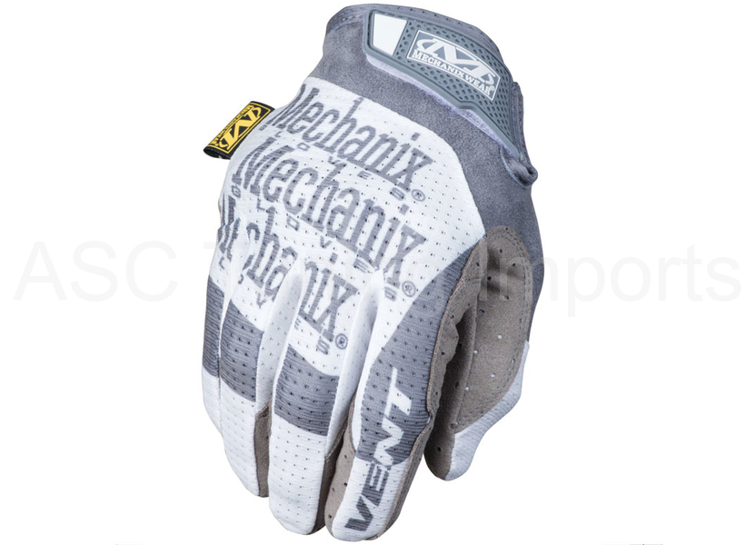 Mechanix rukavice Specialty Vent - bílo šedé